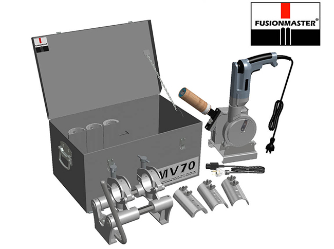 MV70 PE Poly Pipe Welding Kit - Dixon Industries