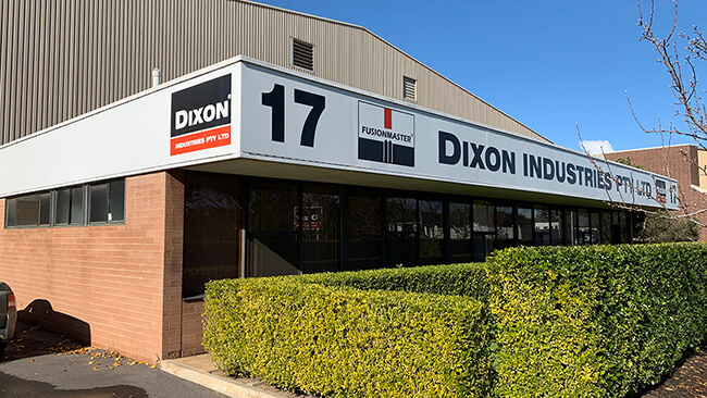Dixon Industries Head Office & Manufacturing Facility